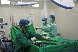 Phẫu thuật thành công ca bệnh u nang buồng trứng lớn