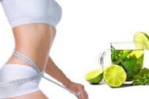 Cách giảm mỡ bụng bằng trà xanh 'siêu' cấp tốc