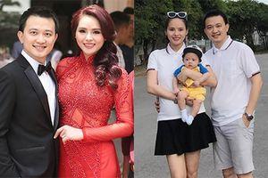 Soi tổ ấm hạnh phúc của Hoa khôi Lại Hương Thảo trước ly hôn