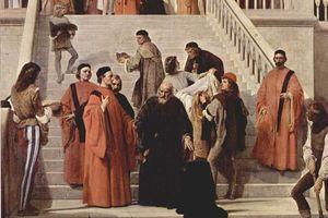 Người phụ nữ cứu thành Venice khỏi gã quý tộc hiếu chiến
