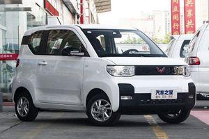 Xe điện 'Tàu' - Wuling Hongguang MINI EV chưa tới 100 triệu đồng