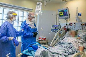 Một nửa số bệnh nhân COVID-19 đã khỏi bệnh vẫn bị 'hành hạ'