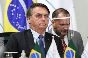 TT Brazil Bolsonaro có triệu chứng mắc Covid-19