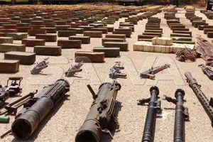 Quân đội Syria thu giữ lượng vũ khí lớn chuyển tới 'chảo lửa' Idlib