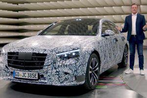 Mercedes-Benz S-Class thế hệ mới có gì đáng chú ý?