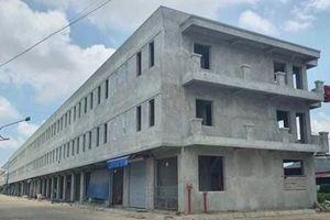 Hơn 140 ki-ốt trái phép ở Hải Phòng: Công ty TNHH Phương Nghĩa mới tháo dỡ 3 công trình
