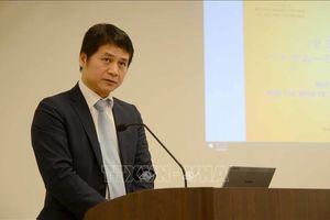 Giao lưu trực tuyến hỗ trợ doanh nghiệp Việt Nam-Nhật Bản tìm kiếm cơ hội hợp tác
