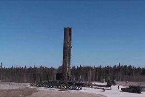 Nga công bố thời điểm thử nghiệm cấp nhà nước ICBM Satan-2