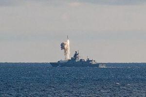 Nga chuẩn bị nhận siêu hạm mang 16 tên lửa Zircon