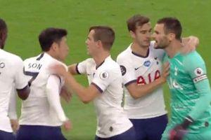 Mourinho vui mừng khi thấy Lloris và Son suýt tẩn nhau