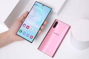 Samsung Galaxy Note 10 đẹp mê ly, bất ngờ giảm cực mạnh tại VN, khiến fan 'phát sốt'