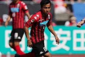 'Messi Thái' tiếp tục màn trình diễn khó tin tại đội bóng Nhật Bản