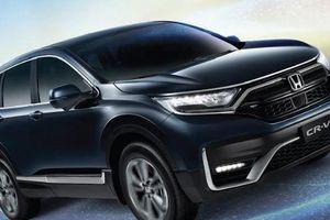Honda CR- V 2020 chuẩn bị được ra mắt tại Việt Nam trong tháng 7