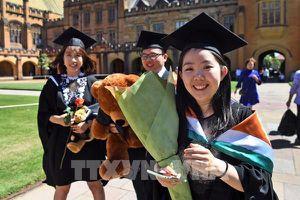 Australia nới lỏng điều kiện cấp thị thực việc làm sau tốt nghiệp cho sinh viên quốc tế