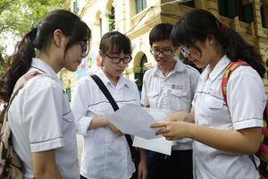Hà Nội có 91 trường THPT xét vào lớp 10 bằng học bạ