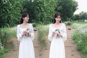 Diện váy cưới đẹp tựa nữ thần, Im Soo Hyang kết hôn với ai?