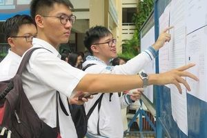 132 học sinh được miễn thi tốt nghiệp THPT và tuyển thẳng đại học