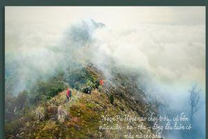 Phượt trên đỉnh Phà Cà Tủn