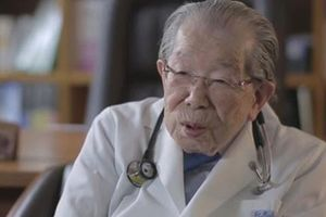 'Tôi như vậy sống tới 105 tuổi': Bác sỹ sống thọ nói cho bạn biết triết lý thế nào là SỐNG TỐT