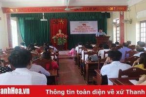 Tổng kết cuộc thi 'Tìm hiểu 90 năm lịch sử Đảng bộ huyện Thiệu Hóa'
