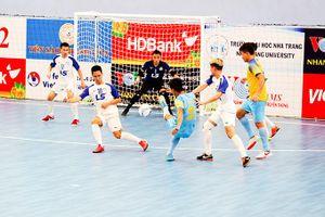 Giải futsal HDBank vô địch quốc gia: Thành công ngoài mong đợi