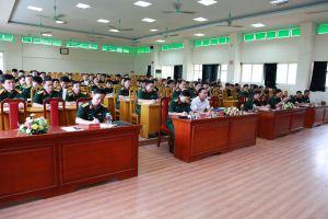 Bộ CHQS tỉnh: Tập huấn cán bộ hậu cần - kỹ thuật quân sự địa phương