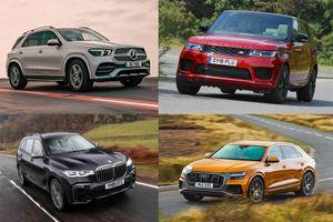 Ưu nhược điểm của 10 mẫu SUV sang trọng bậc nhất năm 2020 (P1)