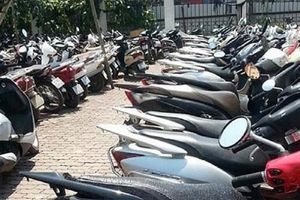 Tác hại không ngờ khi để xe máy dưới trời nắng nóng