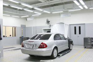 Mercedes-Benz Việt Nam ra mắt Dịch vụ hỗ trợ 24h