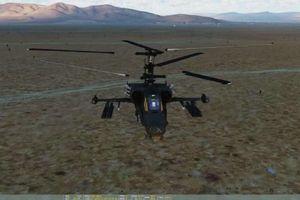 Clip: Hé lộ lý do phi công trực thăng Ka-52 thoát hiểm không bị cánh quạt 'chém' vào người