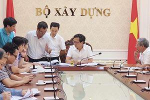 Thứ trưởng Nguyễn Đình Toàn làm việc với trường Đại học Kiến trúc Hà Nội