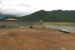 Hạn hán ở Bình Định khiến 120 hồ chứa cạn nước