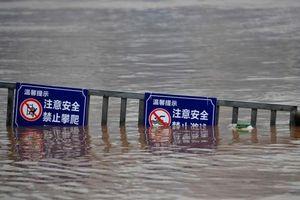 Thủ tướng gửi điện thăm hỏi tình hình mưa lũ ở Trung Quốc
