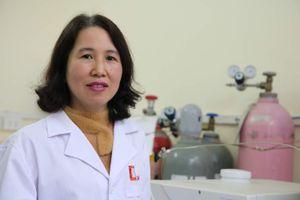'Bông hồng thép' Đại học Bách khoa Hà Nội và 20 năm say mê nghiên cứu hóa dầu