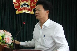 Bí thư Hà Đông bị kỷ luật do liên quan chung cư không phép của 'đại gia' Lê Thanh Thản