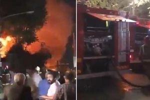 Iran liên tiếp hứng chịu hàng loạt vụ nổ lớn