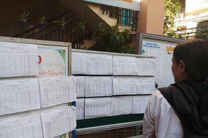 Trường Trần Văn Ơn hoàn trả lại tiền cho phụ huynh