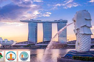 Kết nối doanh nghiệp Singapore và 3 tỉnh Nam Trung Bộ