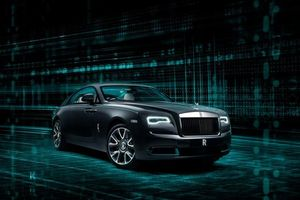 Rolls-Royce mong muốn khách hàng giải mã chiếc Wraith của mình