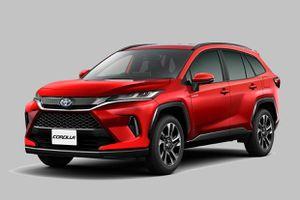 Toyota Corolla Cross sắp trình làng tại Thái Lan