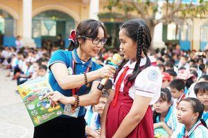 Hội Xuất bản kiến nghị đưa tiết đọc sách thành giờ học chính