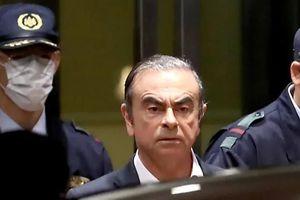 Cựu chủ tịch Nissan chi gần 1 triệu USD cho cuộc đào tẩu khỏi Nhật Bản