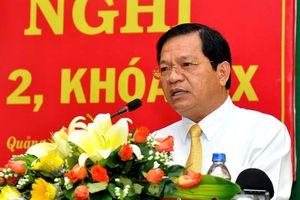 Công an điều tra quyết định cho thôi chức Bí thư Quảng Ngãi bị 'rò rỉ'