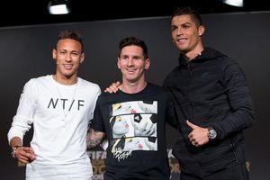'Neymar ở đẳng cấp ngang Ronaldo và Messi'
