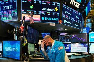Chứng khoán Mỹ: Nhà đầu tư bán tháo, S&P 500 đứt mạch tăng 5 phiên liên tiếp