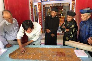 Đã số hóa hơn 220 nghìn trang tài liệu Hán Nôm