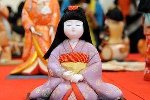 Triển lãm búp bê truyền thống Nhật Bản