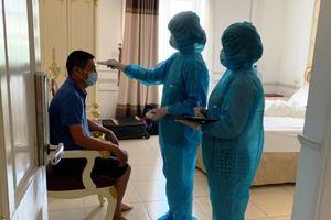 Thái Bình tổ chức cách ly cho chuyên gia nước ngoài