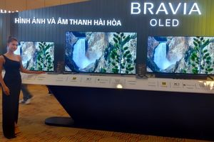 Loạt TV BRAVIA 2020 với nhiều công nghệ mới, nhiều tính năng 'xịn'