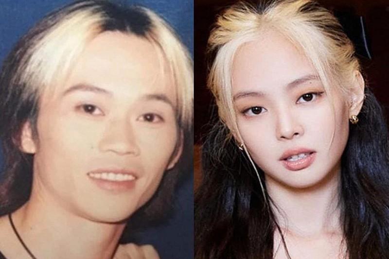 Hài hước Hoài Linh đi trước xu hướng tóc Jennie từ thập kỉ trước